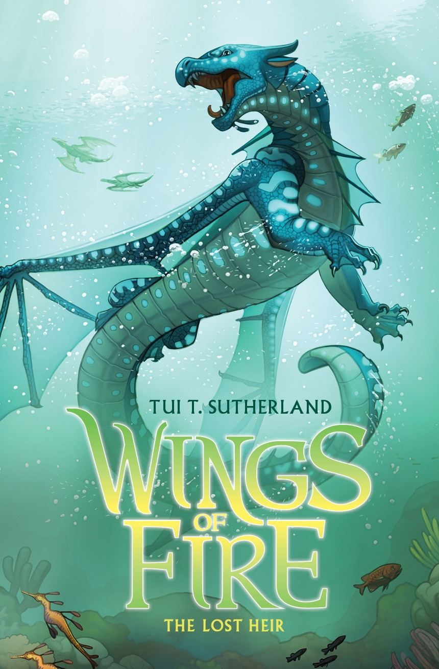 Where Is The Illustration On The Front Cover Of A Book ~ Wings of fire front cover tuibooks