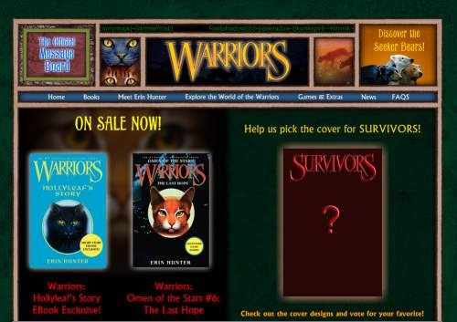 Visit the Warriors website